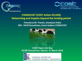 cyanocost presentation 2018 cover